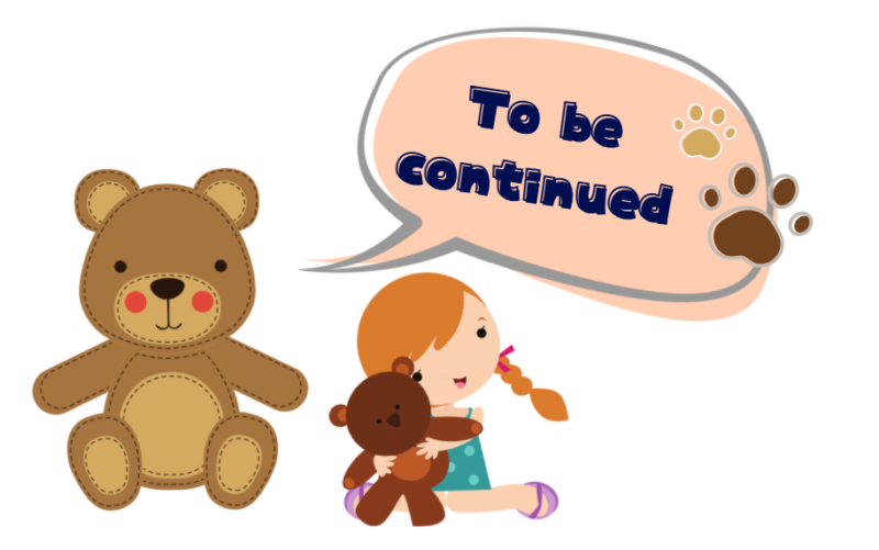 To be continued イラスト